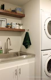 Small Laundry Room Sink by Clean U0026 Organize