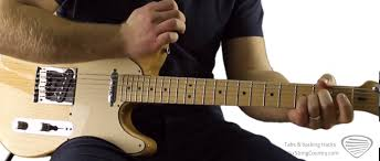 pedal steel licks on electric guitar free lessons from six