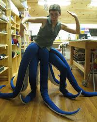 Octopus Halloween Costume 20 Octopus Costume Ideas Octopus Legs