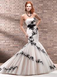 black and white wedding dresses crazy dress black and white