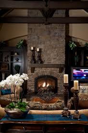 stone fireplace decor livingom stone flooring ideas with wallpaper grey fireplace
