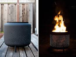 Old Fire Pit - how to turn an old washing machine drum into an awesome outdoor