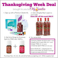 Best Deals For Thanksgiving 2014 Best Black Friday Deals With Young Living Decorchick