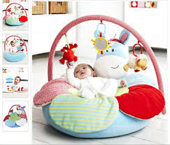 Hippo Chair Hotsale Elc Multifunctional Baby Inflatable Sofa Game Mat Blossom