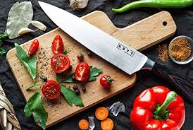 Knives For Kitchen Use Kutt Chef Knife Razor Sharp And Rust Free Professional Chopping