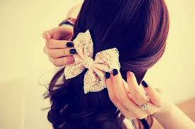 hair bow with hair to make hair bows tips ideas
