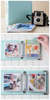 vacation photo albums instagram photo album a mini scrapbook on polkadotchair