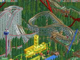 Six Flags In Kentucky My Brand New Funtopia Rct2 Theme Park Review