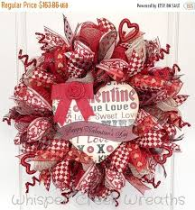 valentines wreaths best 25 day wreaths ideas on diy valentines