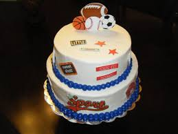 sports themed baby shower cakes idea u2014 fitfru style