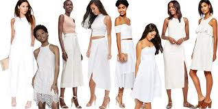 how to rock your favorite style at an all white party economy of