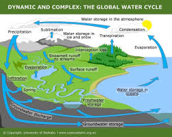 Humans And The Water Cycle U2014 Science Learning Hub
