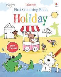 colouring books from usborne publishing