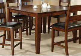 furniture fabulous 9 piece counter height dining set roundround