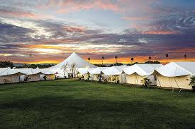 air conditioned tents how to stay cool at summer festivals advent heat air