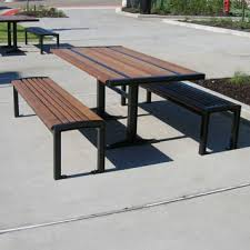 Ipe Bench Streetscapes