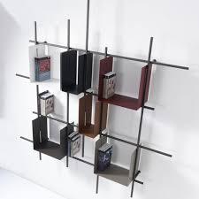 librerie muro da appendere a parete idee e soluzioni efficaci
