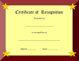 ffa certificate template blank certificate template for best solution chart or table