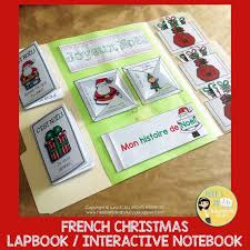French Thanksgiving Activities Here U0027s An Idea French Interactive Christmas Activities A