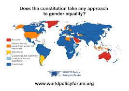 Map Of World Religions by Twitter Chat What Are The Barriers To Global Gender Equality