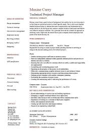 sample project manager resume 16 fields related to agile project