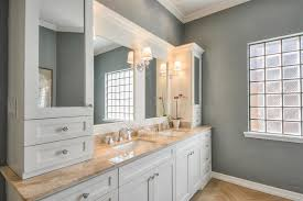 bathroom master bathroom remodel ideas decor with large vanity bathroom master bathroom remodel ideas decor with large vanity with upper vanity ideas painted white colors with laminated granite countertops ideas and