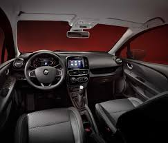 renault 4 interior official 2017 renault clio facelift