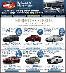 used lexus for sale manchester lexus dealer in manchester nh ira lexus great lexus deals