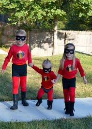 the journey of parenthood incredibles halloween