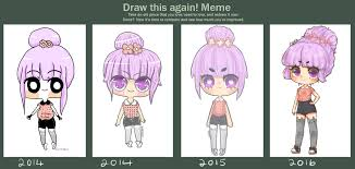 Draw It Again Meme - draw again meme leyla by floradore on deviantart