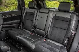 jeep grand cherokee interior 2013 2014 jeep grand cherokee srt first test truck trend