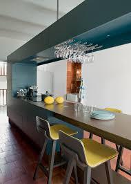 am駭agement cuisine en longueur cuisine design minimaliste inspirations pour bien l aménager