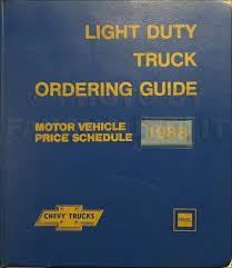 1988 s 10 u0026 s 15 pickup blazer u0026 jimmy wiring diagram original