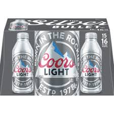 coors light 18 pack beer west houma