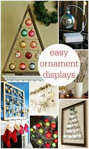 10 creative ornament displays eclectic