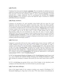 College Admission Resume Objective Examples by Integrated Logistics