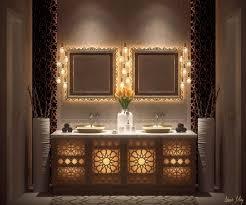moroccan bathroom vanity bathroom decoration
