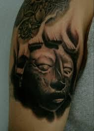 best wallpaper 2012 tattoo azteca ink flash skull tattoo designs