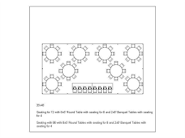 Wedding Reception Floor Plan Template Kelowna Event And Wedding Tents All Occasions Party Rentals