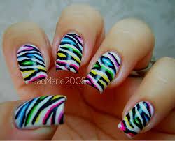 zebra pattern nail art zebra print nail design nails pinterest zebra nails and zebra
