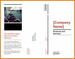 4 fold brochure template word 8 tri fold brochure template word itinerary template sle