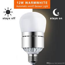 led light bulb with dusk to dawn sensor sensor lights bulb dusk to dawn led light bulbs smart lighting l