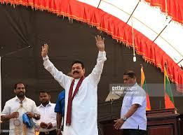 Mahinda Rajapksha President Mahinda Rajapakse U0027s Campaigns Ahead Of Elections Photos
