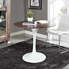 Walnut Dining Room Table Amazon Com Walnut Dining Table In White Kitchen U0026 Dining