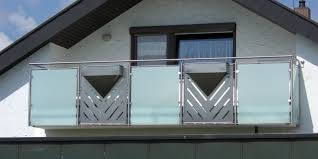 edelstahl balkon mit glas bildergalerie glasbalkon hetterich konzeptbau