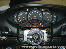 Porsche Boxster Mileage - porsche boxster 996 gauge cluster upgrade 986 987 1997 08