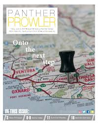 Csun Campus Map 2016 2017 Issue 9 June 2 2017 By Nphs Panther Prowler Issuu