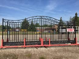 custom ornamental gates custom fabrication quality welding service