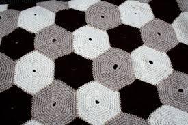 tutorial piastrelle uncinetto schemi di uncinetto tutorial la piastrella esagonale