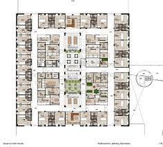 Architecture Design Floor Plans Hospital Interior Design Floor Plan And Layout Psychiatry Unit